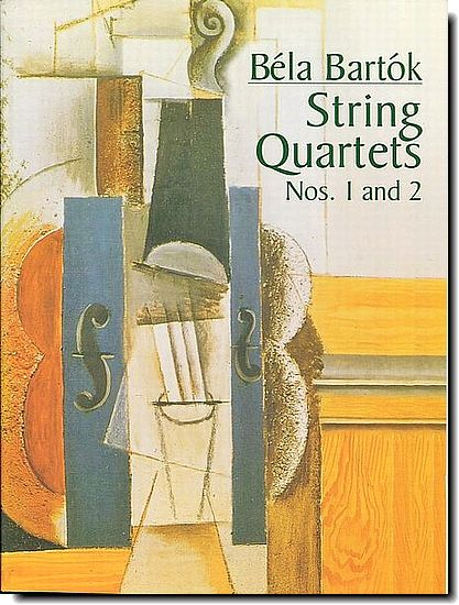 Bela Bartok - String Quartets Nos. 1 and 2