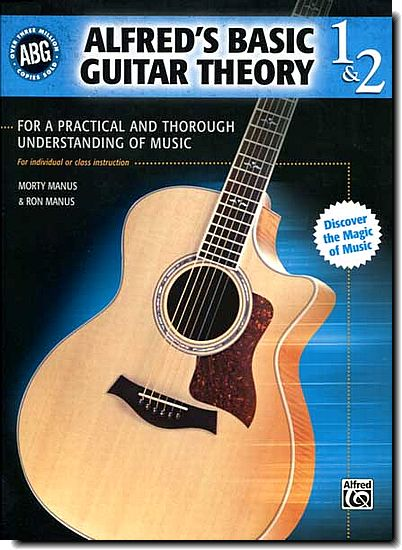 Alfred's Basic Guitar Theory 1-2