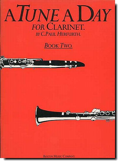 A Tune a Day Clarinet 2