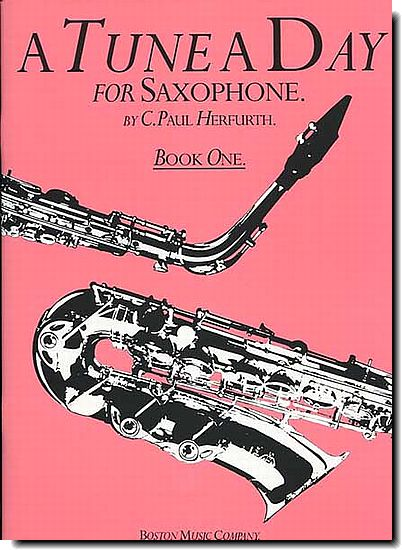 A Tune a Day Saxophone 1
