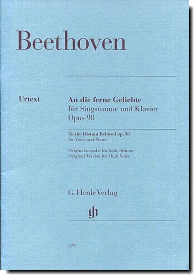 Beethoven - To the Distant Beloved, Op. 98