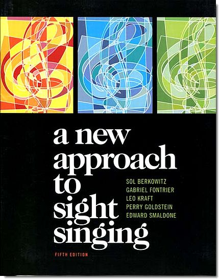 a new approach to sight singing, 5th ed