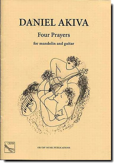 Akiva, Four Prayers for mandolin and guitar
