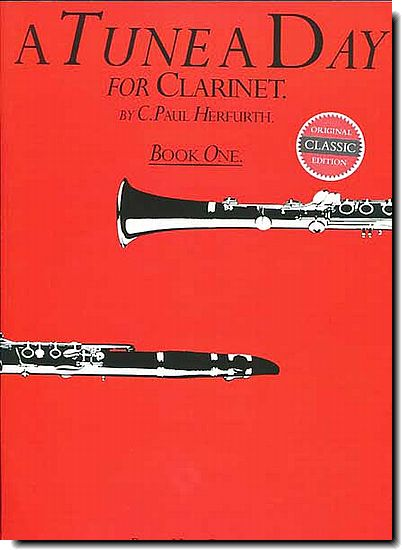 A Tune a Day Clarinet 1