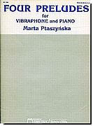 For Preludes for Vibraphone and Piano