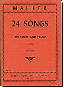 Mahler - 24 Songs, Vol. 3
