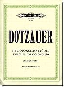 Dotzauer Etudes for Cello 1