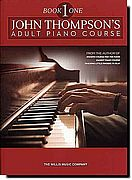 John Thompson's Adult Piano Course 1