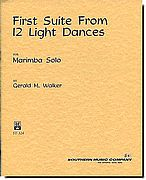 First Suite from 12 Light Dances