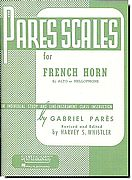 Pares Scales for French Horn