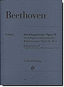 Beethoven, String Quartet Op. 18