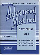 Rubank Advanced Saxophone 1
