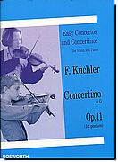 Concertino in G Op. 11