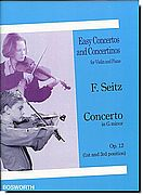Concerto in G Minor Op. 12