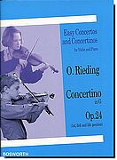 Concertino in G Op. 24