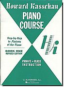 Howard Kasschau Piano Course 1