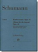 Schumann Scenes from Chilhood, Album for the Young