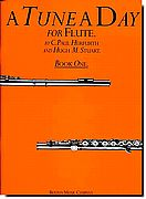 A Tune a Day for Flute 1
