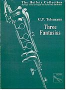 Telemann Three Fantasies