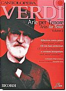 Cantolopera - Verdi Arias for Tenor, Vol. 2