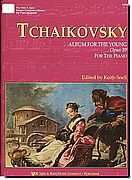 Tchaikovsky, Album for the Young, Op. 39