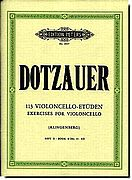 Dotzauer Etudes for Cello 2