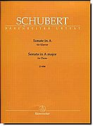 Schubert Sonata A major D959