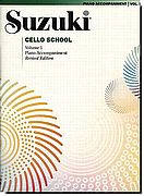 Suzuki Cello School 1 Piano Accompaniments