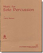Music for Solo Percussion