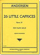 Andersen 26 Little Caprices Op 37