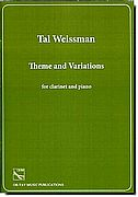 Tal Weissman, Theme and Variations