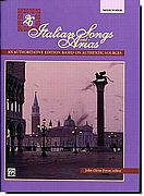26Italian Songs and Arias