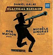 Michele Gingras - Klassical Klezmer