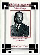 Gershwin - Collected Songs, Vol. 1: 1918-1919