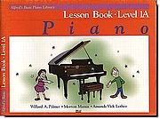 Alfred Lesson Book Level 1A