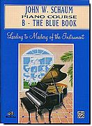 John Schaum Piano Course B - Blue
