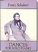 Schubert Dances for Solo Piano