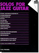 Solos for Jazz Guitar