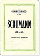 Schumann - Lieder 1, Medium Voice