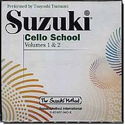 Suzuki Cello School CD 1-2