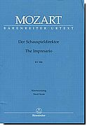 Mozart, The Impresario