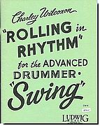 Rolling in Rhythm, for the Advanced Drummer, Swing