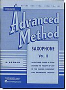 Rubank Advanced Saxophone 2