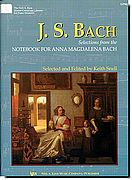 J.S. Bach, Selections from Anna Magdelana's Notebk