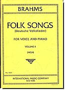 Brahms - Folk Songs, Vol. 2