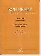 Schubert Fantasy in C major