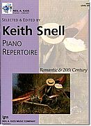 Piano Repertoire Romantic- 20th Cen 1